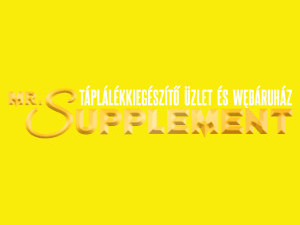 Mr. Supplement